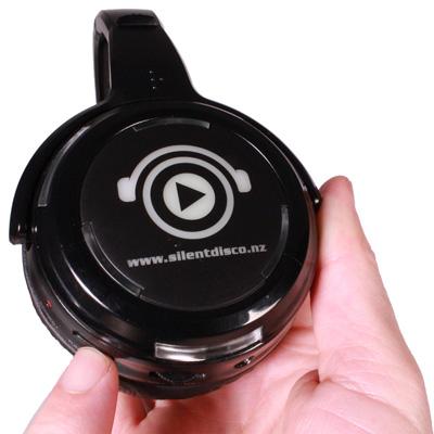 Image of Silent Disco Headphone