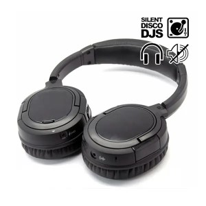 SDDJS HP1 Silent Disco Hoofdtelefoon