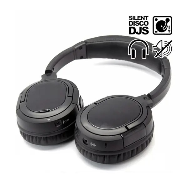 SDDJS HP1 Silent Disco Headphone