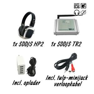 SDDJS TP2 Silent Disco Testpakket