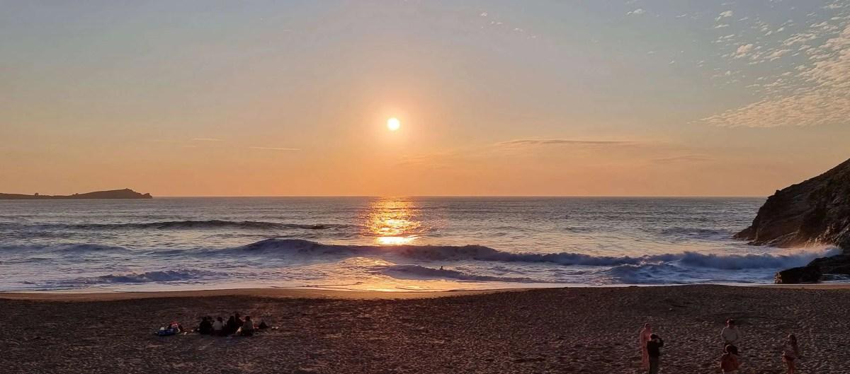 lusty glaze sunset silent disco yoga