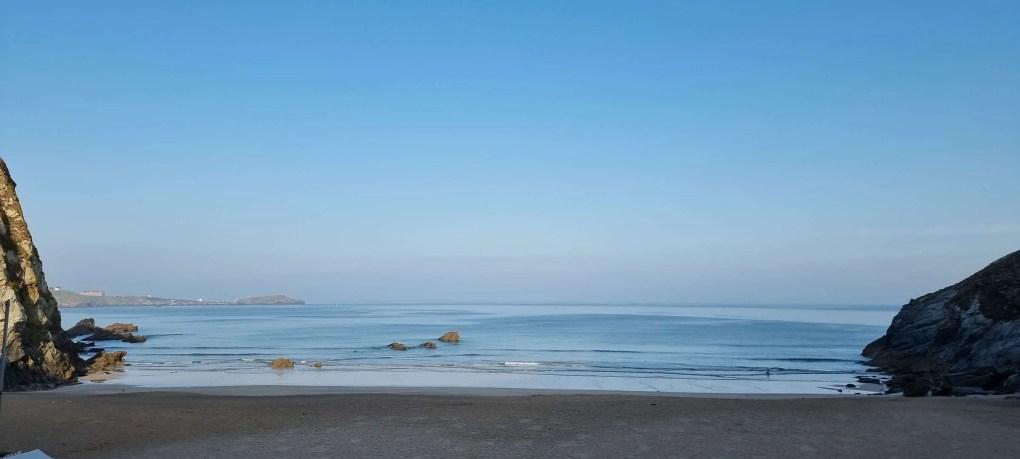 Silent disco beach yoga lusty glaze sunset