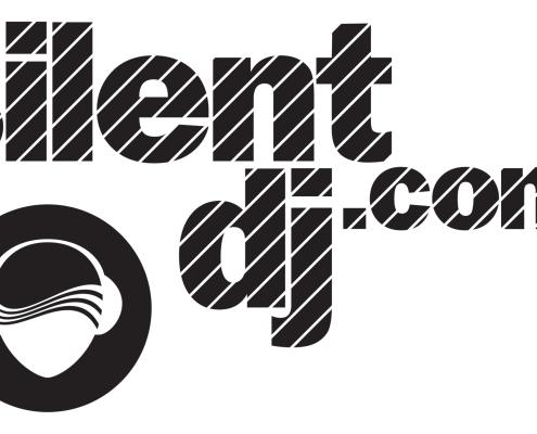 silent disco logo by SilentDJ.com