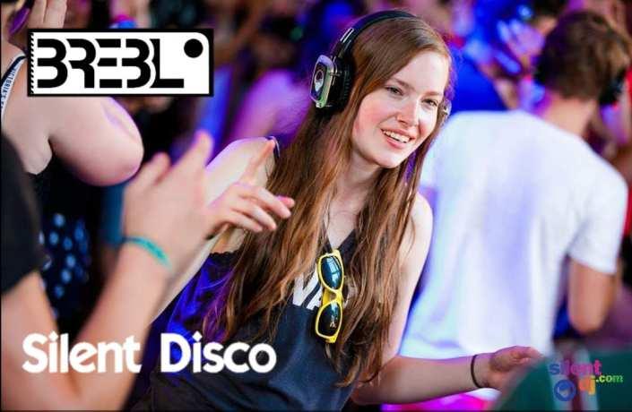 studenten silent disco brebl