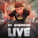 Dr. Robinson silent percussion dance video DJ energieke live show