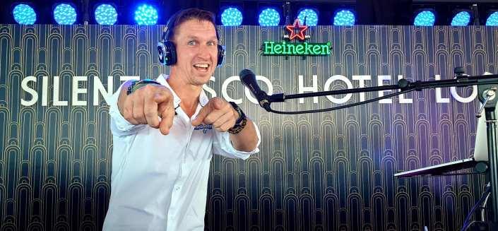 DJ Rene Witjes