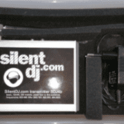silent disco post opsturen verzenden
