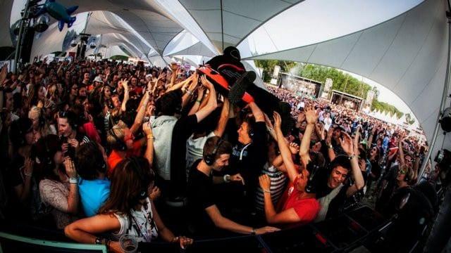 silent disco festivals