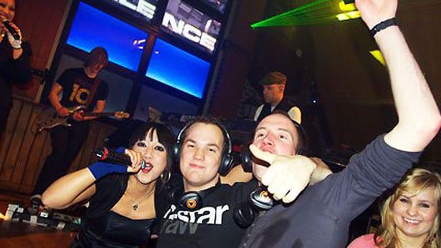 silent disco karaoke