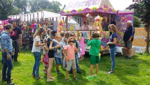 silent kinderdisco festival