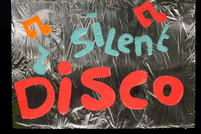 silent disco dj