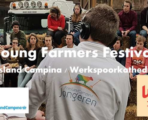 young farmers festival silent workshop