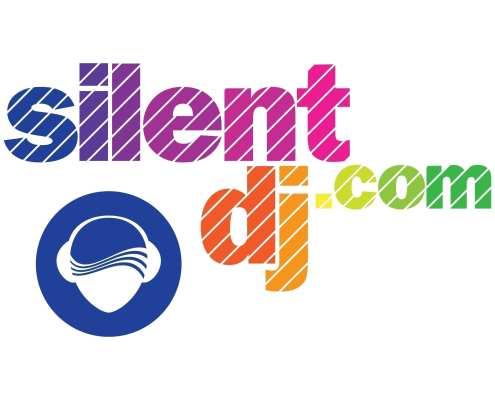 SilentDJ.com - silent disco logo - silentdj-com-v2-RGB-wit-BLOK