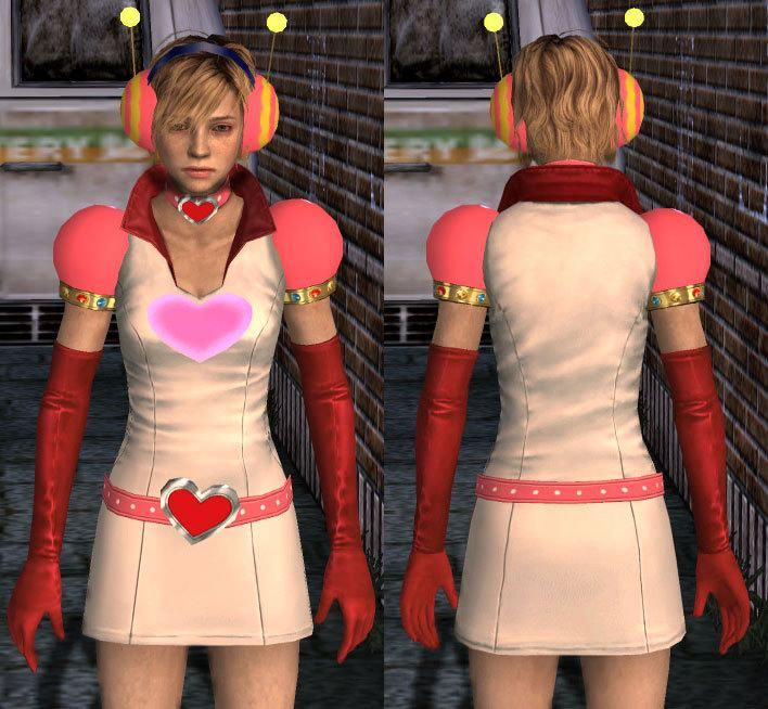 Image result for silent hill heather alternate costume