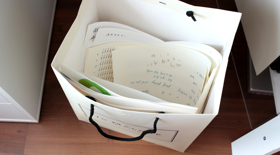 silentlyfree-calligraphy-tools-11-shopping-bag-paper
