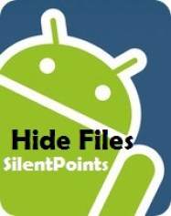 hide files on android phone