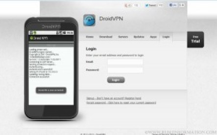 Droid VPN Premium Account Hack