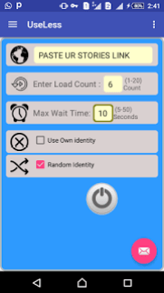 Screenshot of taskbucks