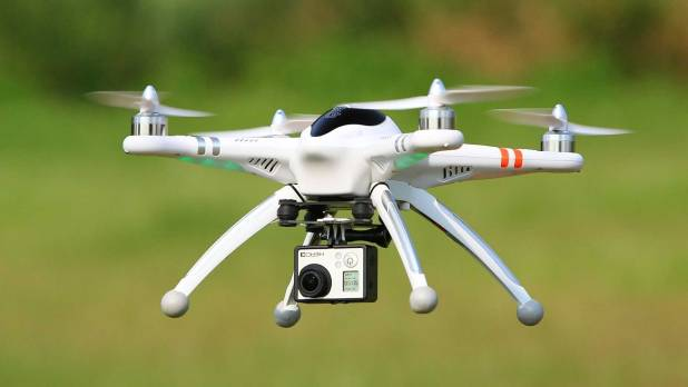 Drones with HD Recording Camera in India