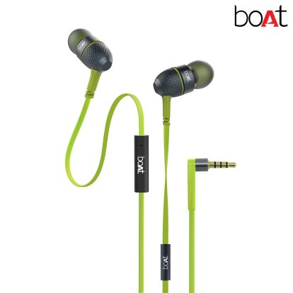 boAt BassHeads 225 In-Ear Headphones