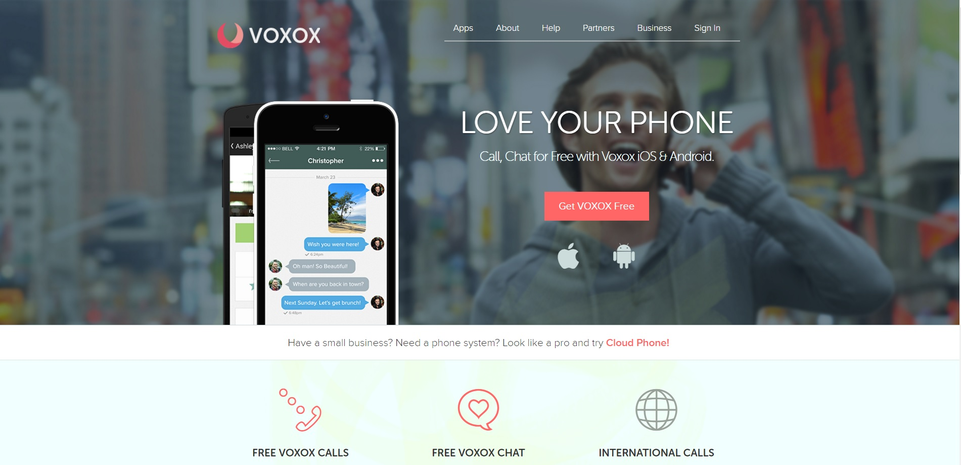 Voxox WhatsApp - Create Fake WhatsApp Account via USA Number