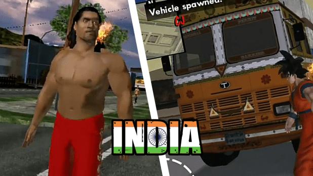 gta india mod