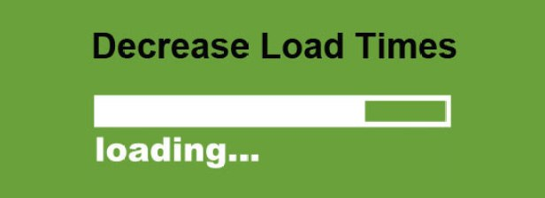 optimize your page load time