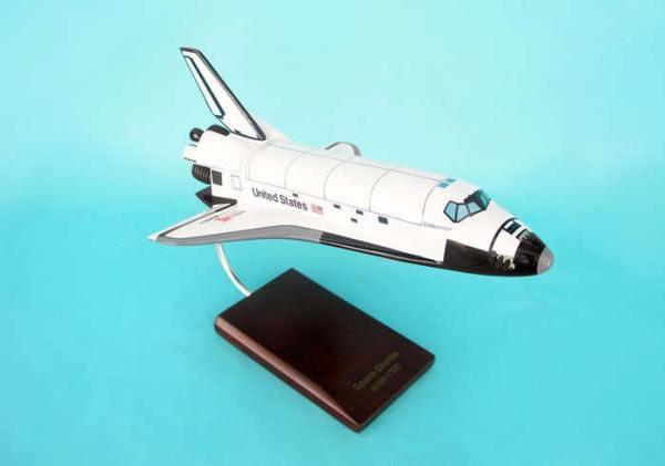 NASA - Space Shuttle Endeavour Orbiter - 1/100 Scale Model