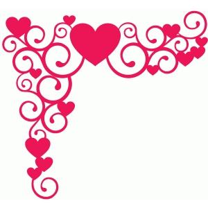 Download Silhouette Design Store - View Design #74130: heart ...