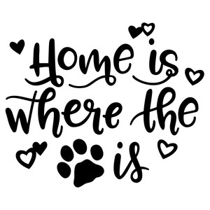 Download Silhouette Design Store - View Design #185740: home is ...