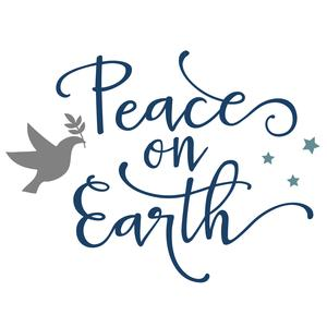 Silhouette Design Store View Design 104902 Peace On