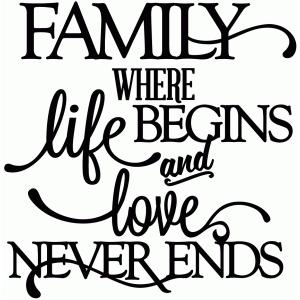 Download Silhouette Design Store - View Design #42904: family ...