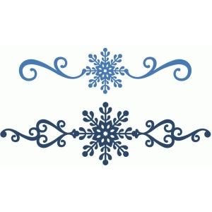 Silhouette Design Store View Design 52176 Snowflake