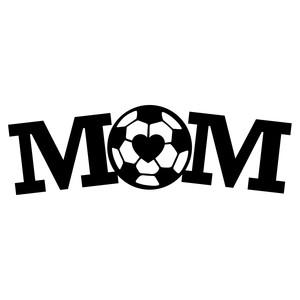 Silhouette Design Store View Design 126878 Soccer Mom Love