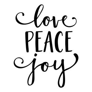 Download Silhouette Design Store - View Design #162988: love peace ...