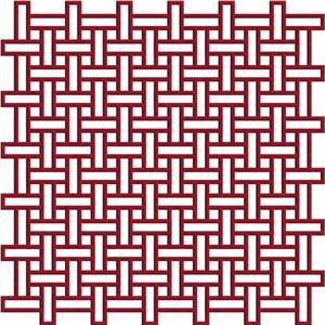 Silhouette Design Store View Design 15379 Basket Weave