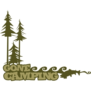 Silhouette Design Store View Design 27799 Gone Camping