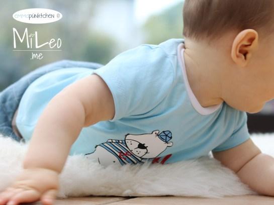 emmapünktchen ® – seebär, Ancora Shirt von Ankerknirps