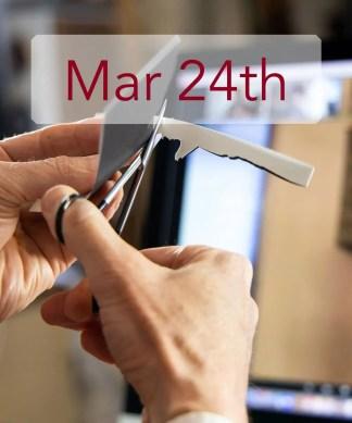 Mar 24th