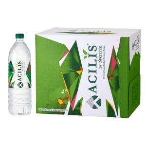 Monthly Subscription Acilis by Spritzer Bottled Water 400ml