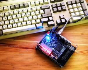 Первый проект на FPGA Altera и подключение USB-Blaster в Linux