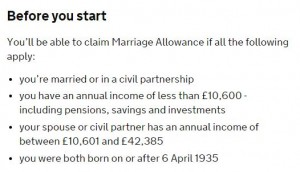 Are you eligible ?