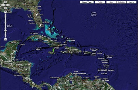 Google Maps the Caribbean. So What's Next? Use It!     on