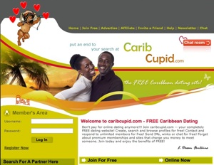 Caribbean cupid sign up