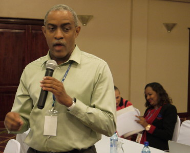 Albert Daniels, Senior Manager of Global Stakeholder Engagement for the Caribbean Region at the Internet Corporation for Assigned Names and Numbers (ICANN)