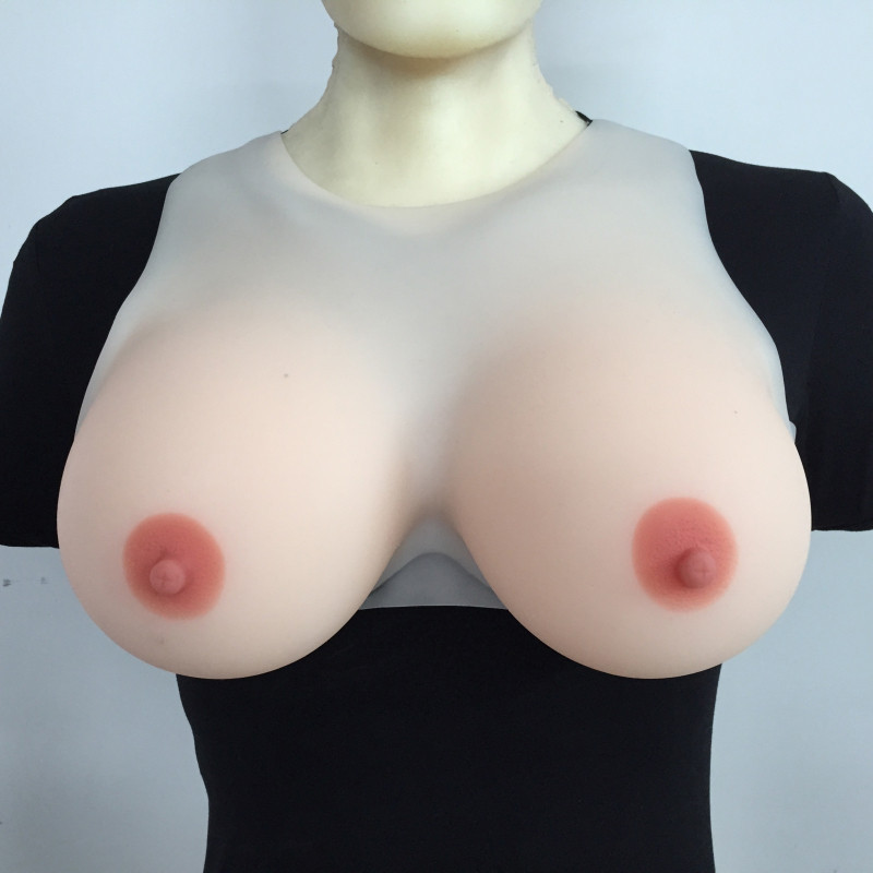 silicone boobs