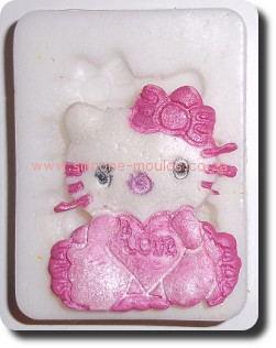 Hello Kitty Full Body Silicone Mould