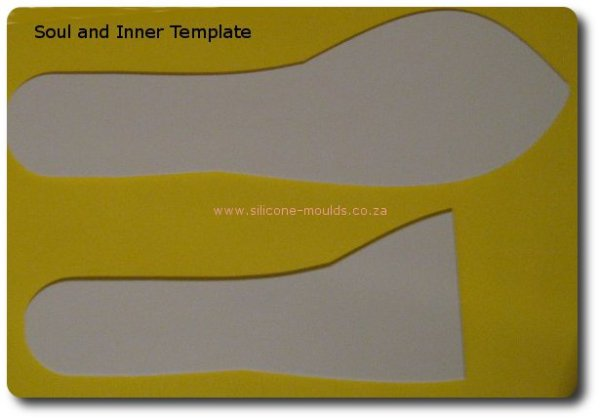 Shoe Soul and Inner Template