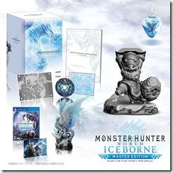 monster hunter world iceborne collectors edition japan