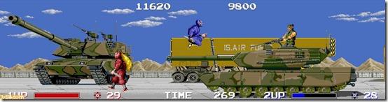 ninja warriors arcade 1